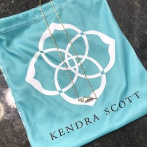 Kendra Scott Arrowhead Necklace